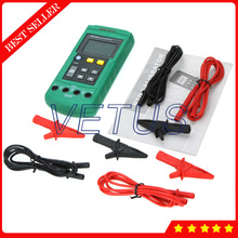 Big discount MASTECH MS7222 RTD Resistance Tester with high precision Calibrator