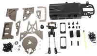 Rovan 1/5 Rc автомобиль часть бензиновый двигатель обновление Электрический Baja комплект без мотора и Батарея для HPI KM Baja 5B 5 т 5SC Новый
