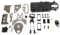 Rovan 1 5 Rc Car Part Gasoline Engine Upgrade Electric Baja Kit Without Motor And Battery