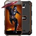 Nomu S10 Android 6.0 Original de 5.0 polegadas 4G Smartphone 5000 mAh Embutido MTK6737 1.5 GHz Quad Core 2 GB RAM 16 GB ROM Hotspot À Prova de Poeira