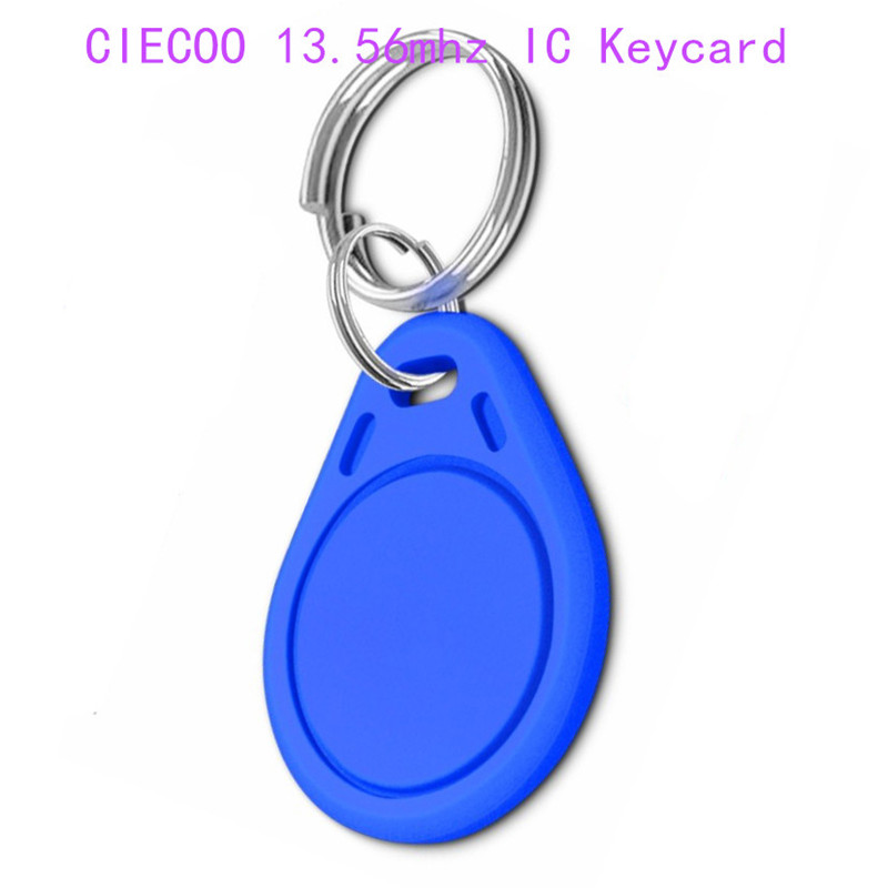 10 PCS/Lot IC 13.56MHZ Blue or yellow  IC Token Chip Key Tag for door open system Free shipping godox sb bw 120 120cm gosbo120bw