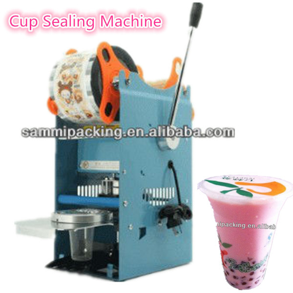 Manual cup sealing machine mumbai