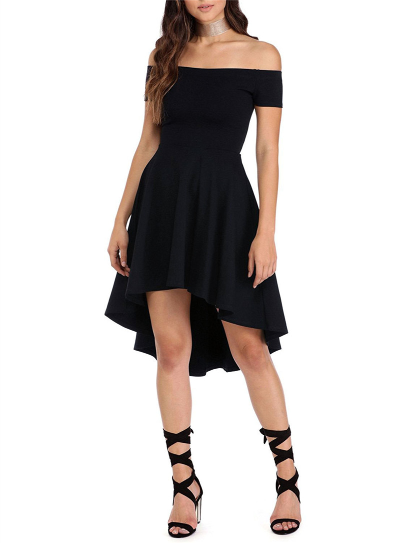 HTB1R0kRQpXXXXbVXVXXq6xXFXXXj - Midi Dresses Sexy Elegant Party Club Off Shoulder PTC 176