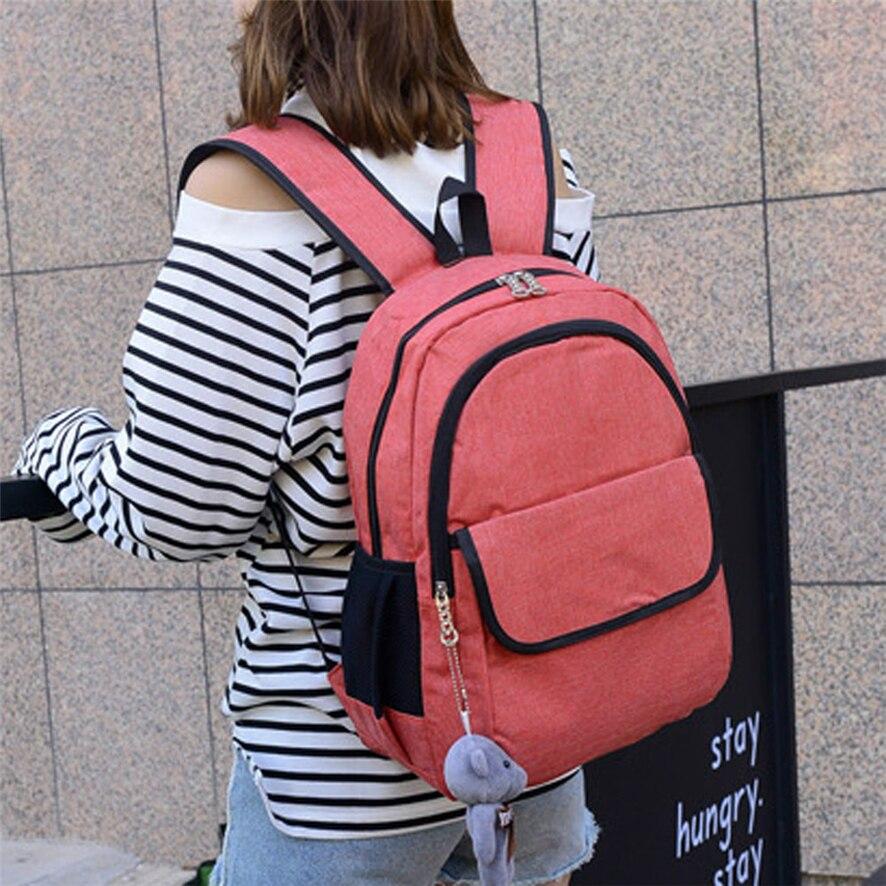 Бесплатная доставка школьный рюкзак Для женщин детей школьный рюкзак для отдыха женские рюкзак для ноутбука Дорожные сумки для подростков ...