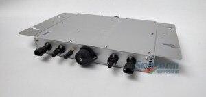 Image 3 - WVC Micro onduleur de puissance MPPT, 1200W, 1200 v ac, 110v ac, W, micro onduleur de puissance à onde sinusoïdale pure lié au réseau