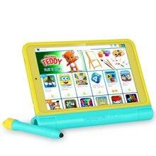 Dragón Táctil K8 8 pulgadas Tablet Kids Kidoz Preinstalado 2 GB RAM 16 GB ROM IPS Pantalla Android 6.0 Malvavisco Android Tablet
