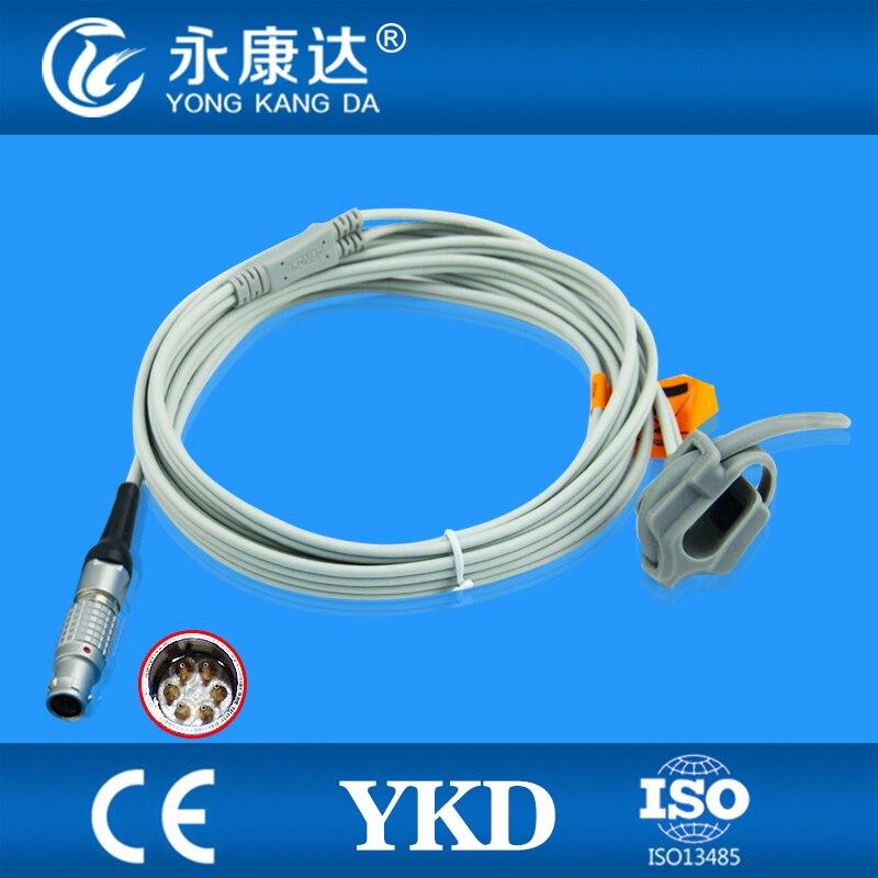 Nonin neonatal wrap Spo2 sensor, for 8604/8604D, 6 pinNonin neonatal wrap Spo2 sensor, for 8604/8604D, 6 pin