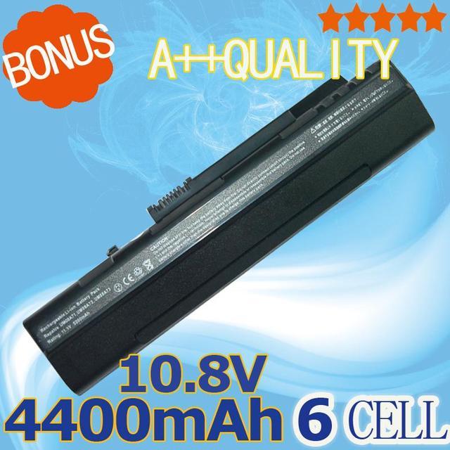 Negro batería para acer lc. btp00.017 lc. btp00.043 lc. btp00.046 um08a31 um08a32 um08a51 um08a52 um08a71 um08a72 um08a73 um08a74