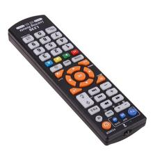 Universal Smart IR Remote Control with learn function 3 pages controller copy for TV STB DVD SAT DVB HIFI TV BOX L336 urc 900 universal tv vcr hifi dvd cd cable satellite remote controller