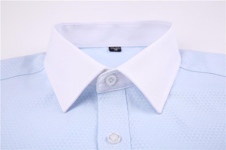 Chemise Manchette Française Homme Marque Banquet Business Homme - Vêtements pour hommes - Photo 2