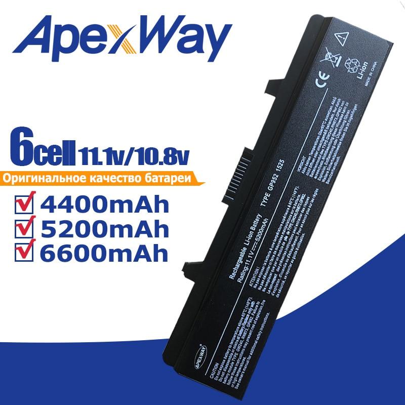 11.1V baterie laptop Pentru DELL Inspiron 1525 1526 1545 1546 1440 - Accesorii laptop
