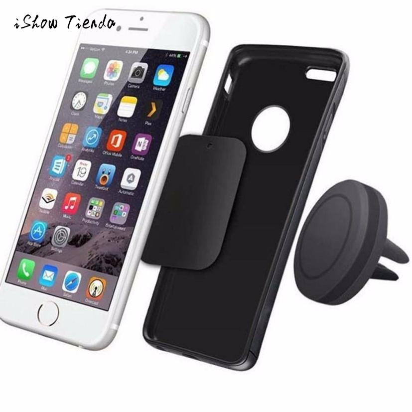 Best Selling New Arrival Car Magnetic Air Vent Mount Holder Stand for Mobile Cell Phone iPhone