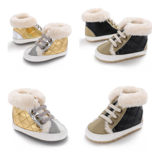 2018 Brand New Toddler Baby Girl Boy Unisex Shoes