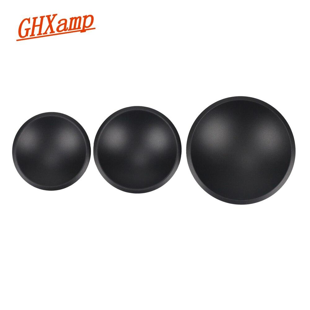 GHXAMP Speaker PP Dust Cap Cover 4.5 6.5 INCH 8 10 INCH Woofer Subwoofer Speaker Repair Accessories Hard Plastic Cap 1 Pairs