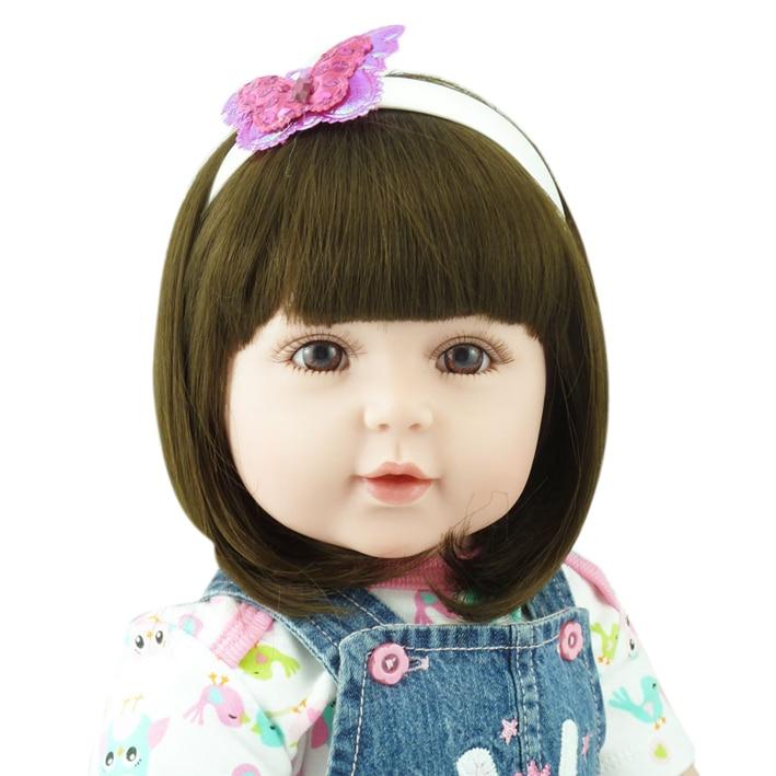 Куклы для девочек с волосами