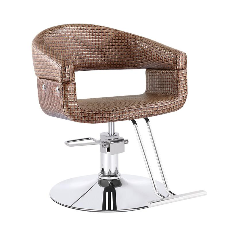 Новое парикмахерское кресло, вращающееся парикмахерское кресло, подъемное кресло с ручкой, парикмахерский салон, специальное парикмахерское кресло - Цвет: Style 15