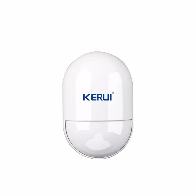 KERUI P829 Wireless PIR Motion Detector for G18 G19 W1 W2 Home Alarm System Smart Home Motion Detector Sensor