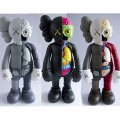 1pc 16 Inch Originalfake KAWS Dissected Companion Figure With Original Box