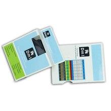 30 шт. совместимый с DYMO D1 LABELMANAGER 45013 черного цвета на белом 12 мм DYMO D1 лента для печати ярлыков лента для принтера этикеток