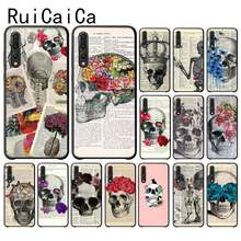 RuiCaiCa Dark fairy art book page newly Phone Case for HuaweiP9 P10Plus Mate9 10 Mate10 Lite P20 Pro Honor10 View10(China)