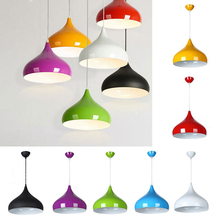 Pendant Lamp Ceiling E27 85-265V Nordic Modern Home Household Bar Cafe Decoration