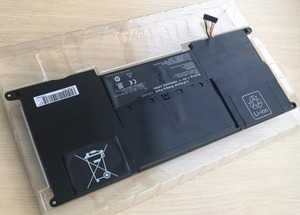 Image 2 - 4800mAh 7,4 V C23 UX21 C23UX21 Аккумулятор для ноутбука Asus Zenbook UX21 UX21A UX21E серия Ultrabook
