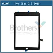 Планшет Сенсорный экран для iPad 9,7 2018 A1893 A1954 планшета спереди Стекло Панель Замена 9,7 дюймов Дисплей для iPad 2018 Экран