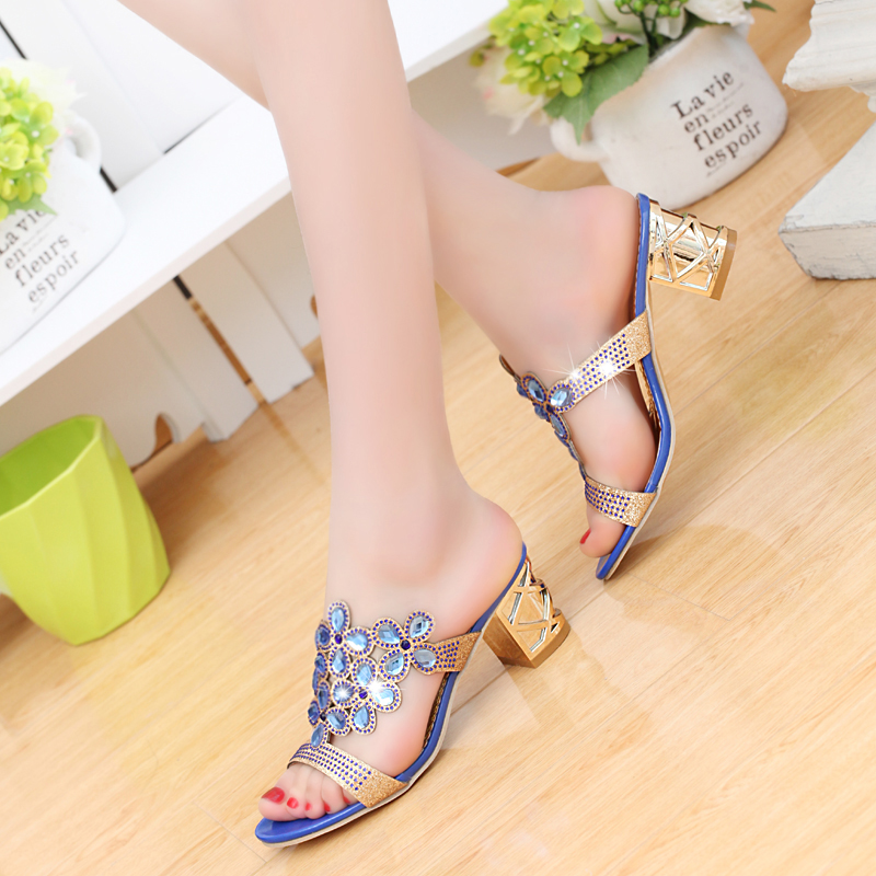 new 2017 fashion women big rhinestone cut outs high heel party sandals - free shipping! New Fashion Women Big Rhinestone Cut Outs High Heel Party Sandals – Free Shipping! HTB1R0p8RVXXXXc9aXXXq6xXFXXXi
