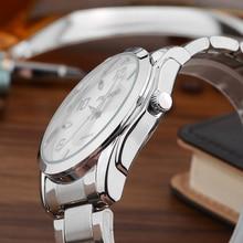 muhsein NEW fashion men's business quartz watches casual stainless steel top band wristwatch man watch