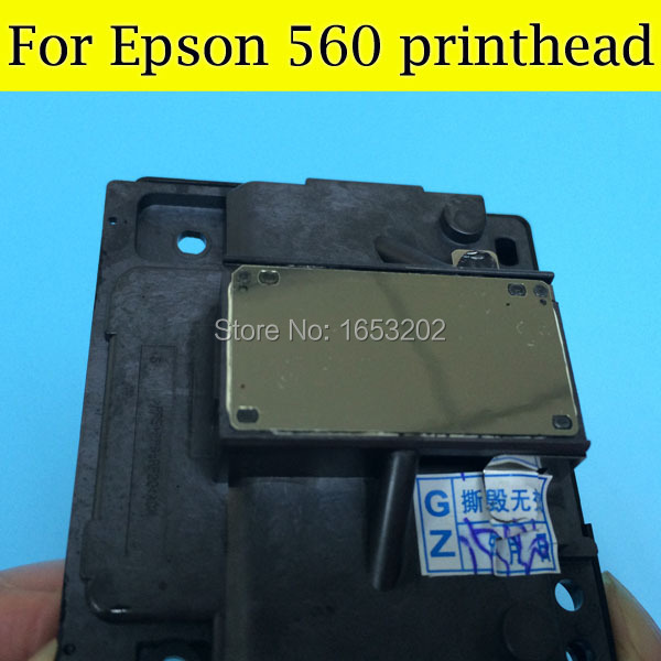 4 COLOR Printhead PRINT HEAD For EPSON ME560 ME535 ME570 Printer Head genuine original printhead print head for sx445 sx420 sx230 sx438w px205 me570 inkjet printer print head