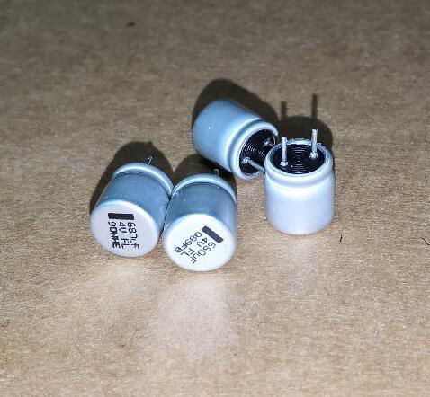 8pcs 4V680uF 4V 8x9mm Panasonic FL Low ESR MB//VGA Capacitor