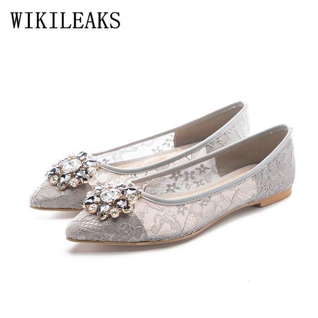 designer shoes women luxury 2018 loafers women pointed toe flats fashion  shoes 2018 women shoes casual 6191489aca5b