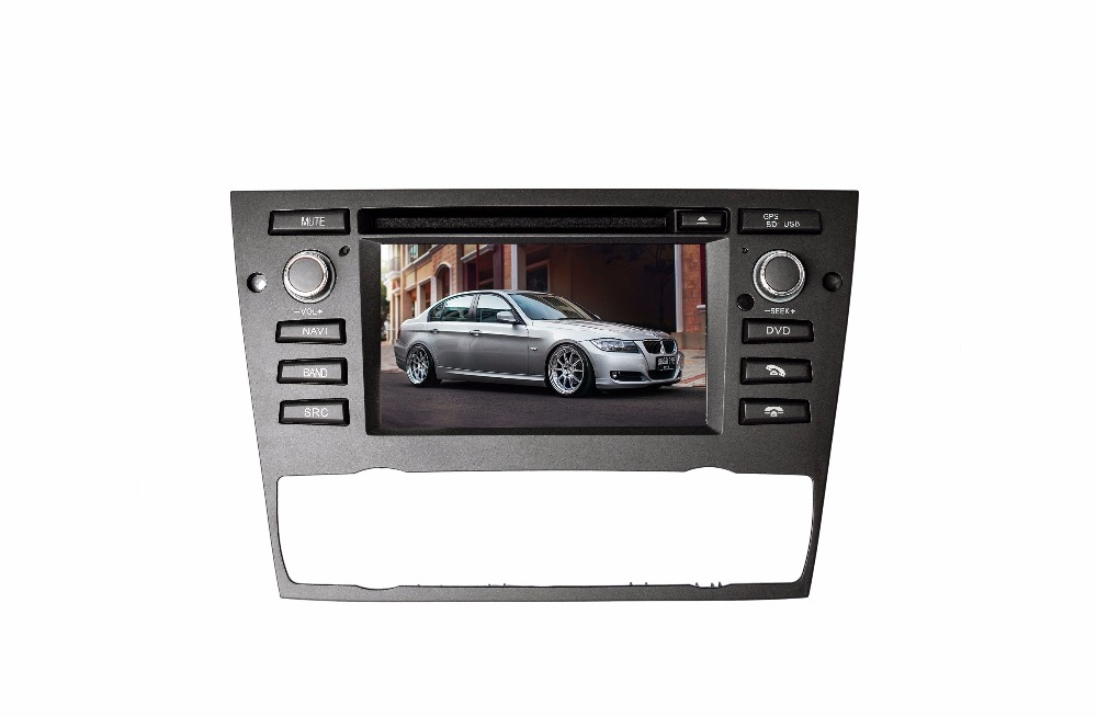 S190 touch screen android 7 1 car dvd player for BMW E90 auto wifi 3G device