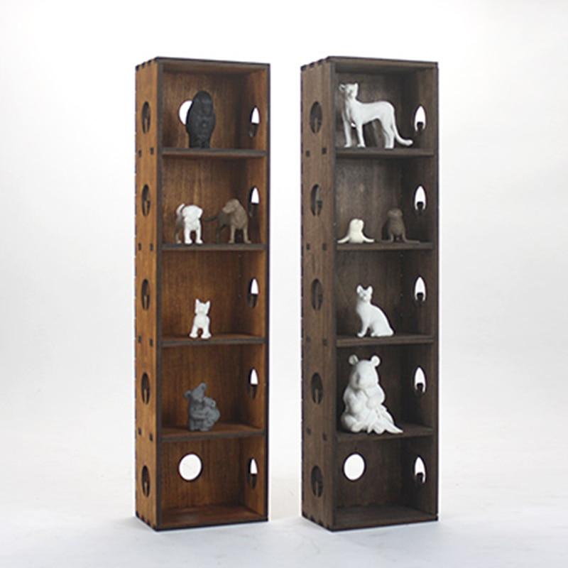 Wooden Box Wall Decor : Aliexpress buy diy storage sorting box horizontal