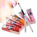 Free Shipping Hot Lip Gloss Magic Color Peel Mask Tint Pack Flexible Lip Brush 5 Types