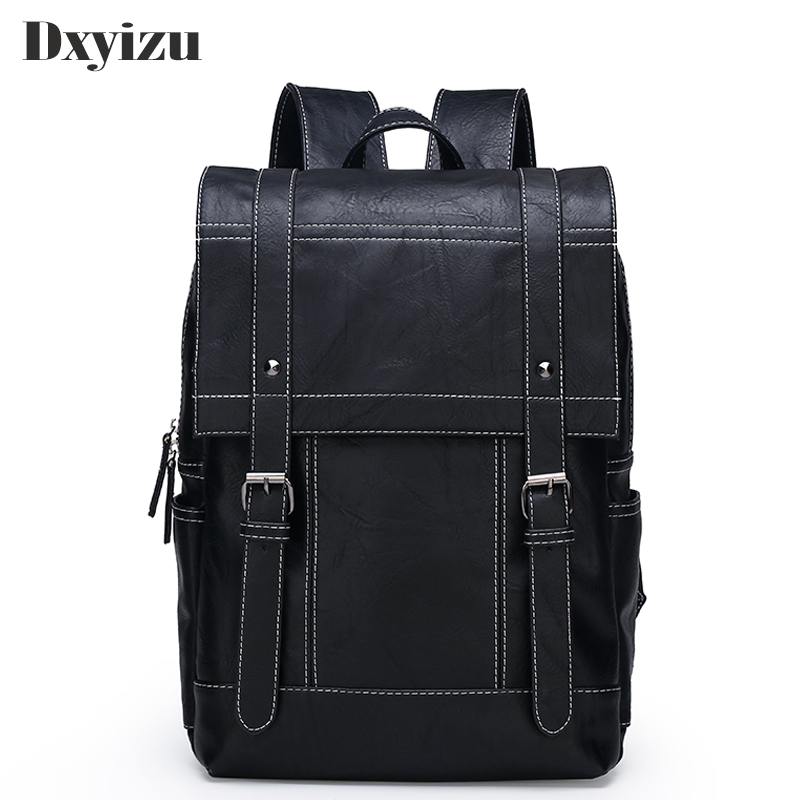 New Leisure Casual Solid Color Genuine Leather Mans Backpack Multi-functional Large-capacity Student Schoolbag Simple BagNew Leisure Casual Solid Color Genuine Leather Mans Backpack Multi-functional Large-capacity Student Schoolbag Simple Bag
