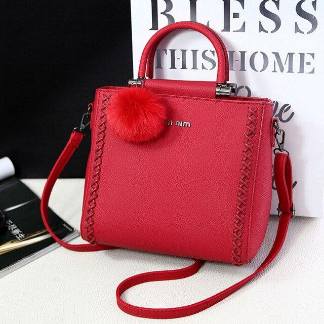 ladies logo brand shoulder bags 2016 fashion italian design women leather  handbags vintage small women messenger bolsos sac bag aaa7ba14e2
