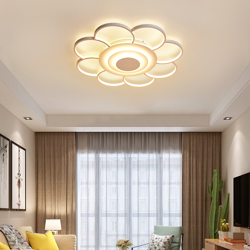 Здесь можно купить  New Round Chandelier Led For Living Room Bedroom Dining Room Home Lamp Modern Chandelier Ceiling AC85-265V lighting Fixtures  Свет и освещение