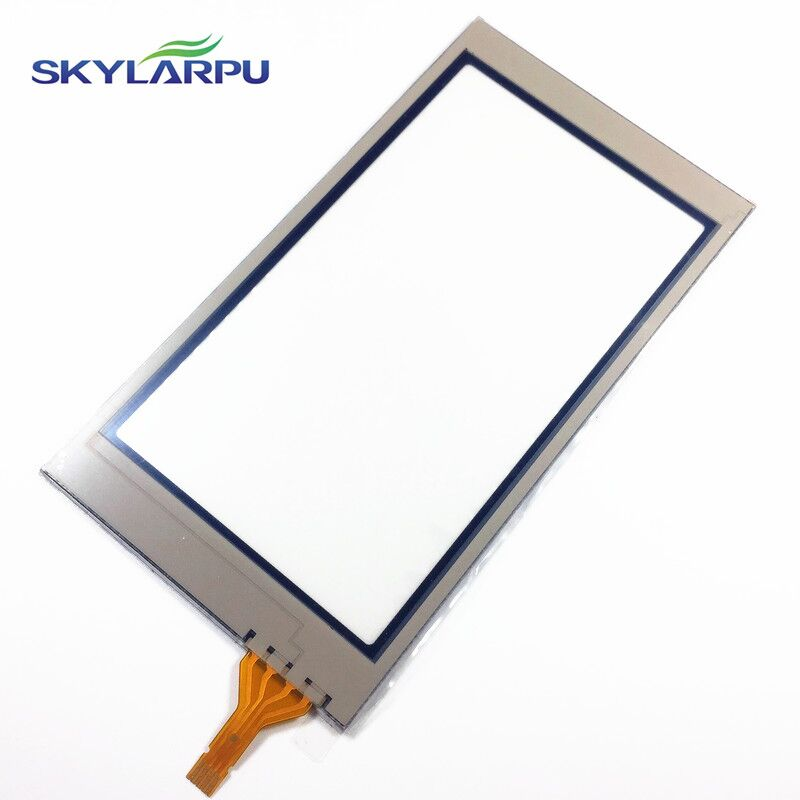 skylarpu Touch panel for GARMIN Montana 680 680t Touch Screen Digitizer Glass Sensors panel Repair replacement Free shipping skylarpu touch panel for garmin montana 600 650 gps nnavigation touch screen digitizer glass sensors parts replacement