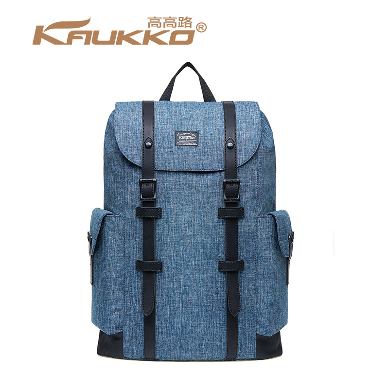 Kaukko Imitation linen  Men Big School Backpack Large Capacity Travel Bag Mochila Laptop Backpacks 15.6 inch 14 15 15 6 inch flax linen laptop notebook backpack bags case school backpack for travel shopping climbing men women