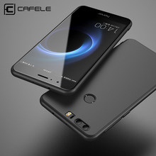 CAFELE soft Case For huawei honor 8 cases TPU silicon Slim Back Protect Skin Ultra Thin Phone Cover for huawei honor 8 case(China)
