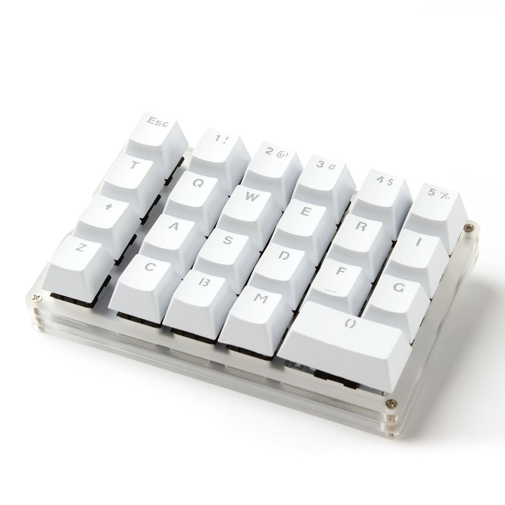Image 2 - 21 23 24 Key YMDK Programmable Support Macro Function MX Cherry Switches Mechanical Keyboard Numpad For LOL Battlegroundskeyboard numpadmechanical keyboardgateron switch - AliExpress