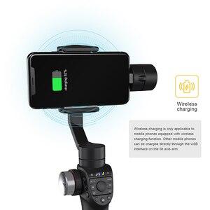 Image 5 - ในสต็อก Freevision Vilta M Pro 3 Axis Handheld Gimbal Smartphone Stabilizer สำหรับ Huawei P30 Pro IPhone X XS Samsung GOPRO 5/6/7