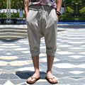 Men's Teen casual Harlan men shorts student breathable cotton casual men Shorts 2016