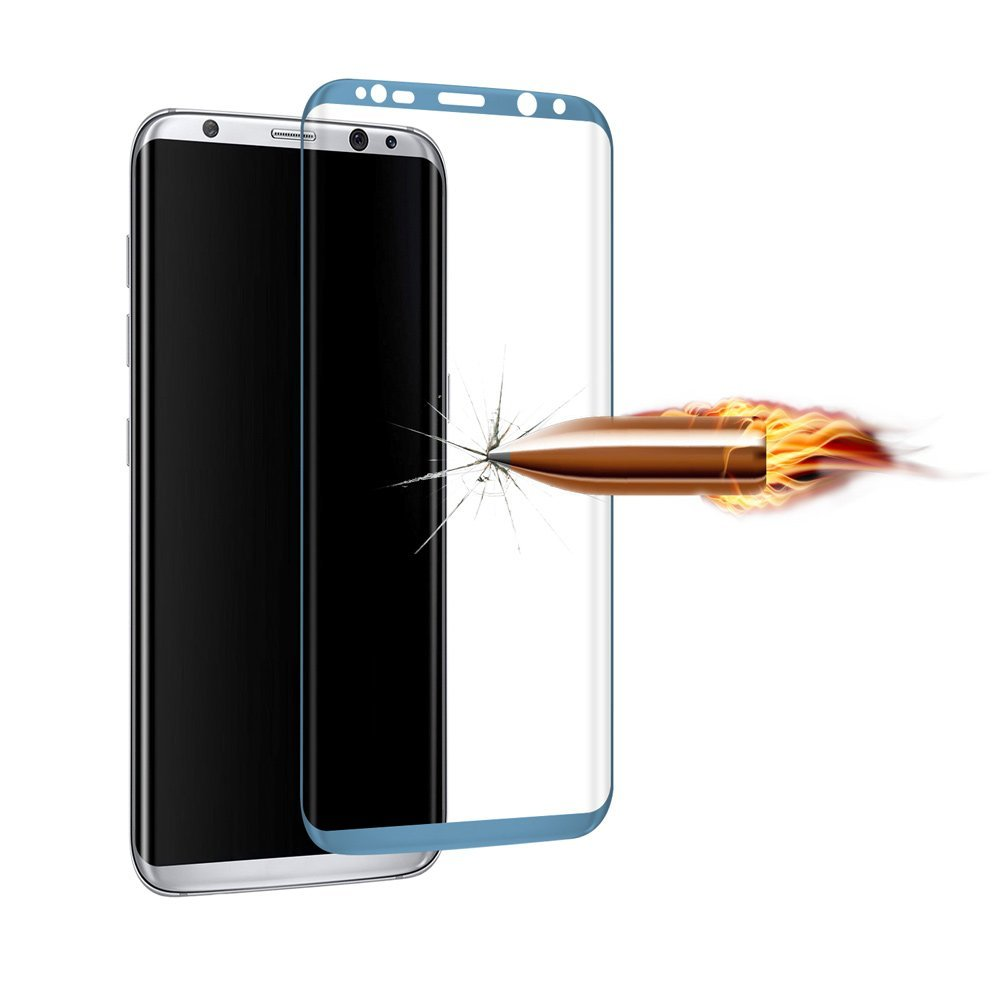 3D full cover Glass for Samsung S8 glass Galaxy S8 Screen