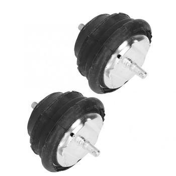 1 para czarny mocowanie silnika pasuje do BMW E39 525i 528i 530i 22111097267 22116754608 wysokiej jakości akcesoria samochodowe nowy tanie i dobre opinie VGEBY Engine Motor Mount Engine Mount Fit for E39 525i 2001-2003 Fit for E39 528i 1997-2000 Fit for E39 530i 2001-2003