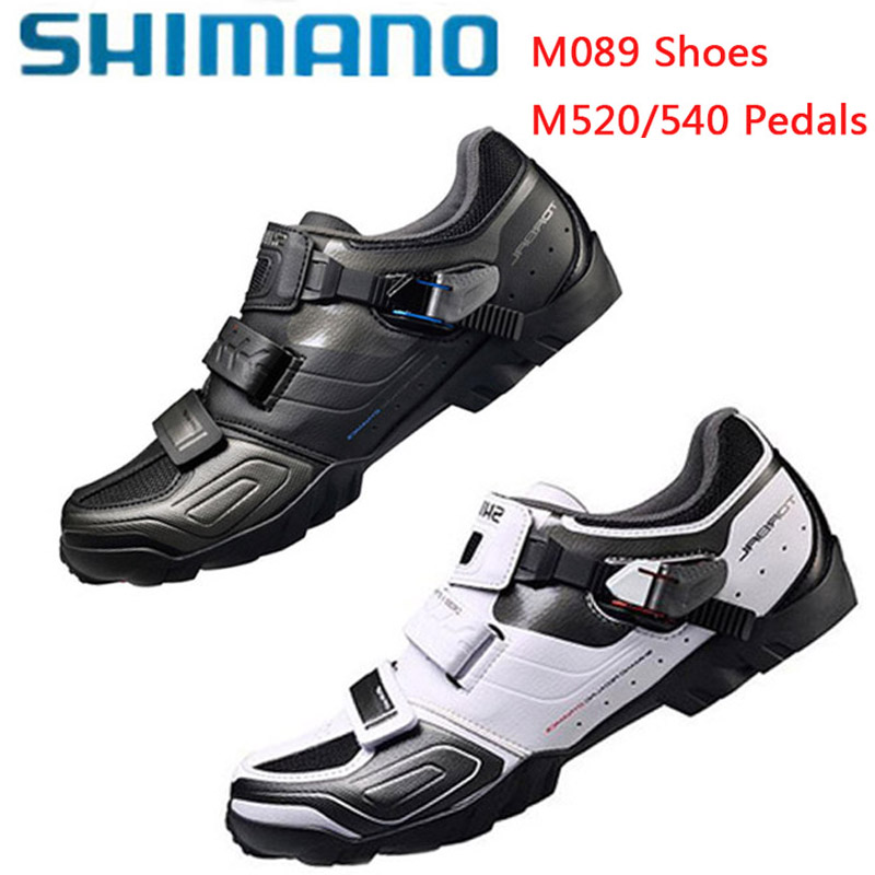 3a0c955b61f SHIMANO SH M089 SPD Mountain Bike Shoes MTB Riding Equipment Cycling  Locking Shoes Racing Breathable Athletic