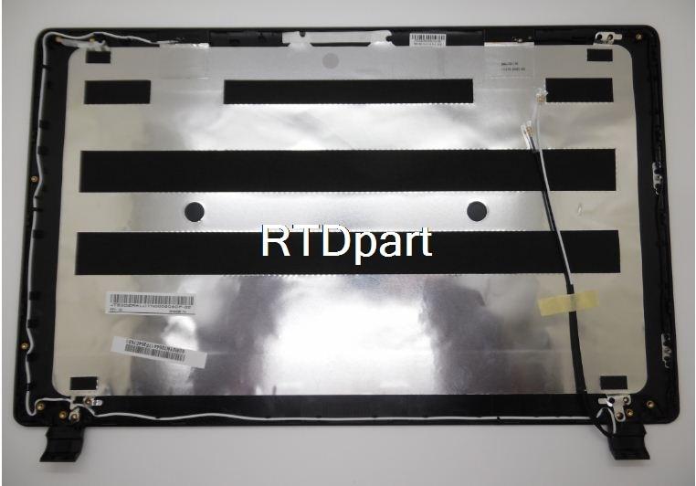 ФОТО Laptop LCD Top Cover For Acer Aspire V5-572 V5-572G V5-572PG Silver Back Cover 60.M9YN7.092 JTE3DZRKLCTN Black 60.M9YN7.094