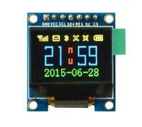 0.95 polegada SSD1331 SPI Display OLED a Cores com Resolução 96X64 para Arduino NOVA