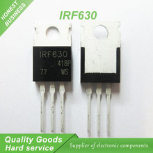 20pcs IRF630 MOSFET N-Ch 200 Volt 10 Amp TO-220 nuovo originale